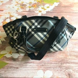 Burberry Blue Label Dumpling Sling Bag
